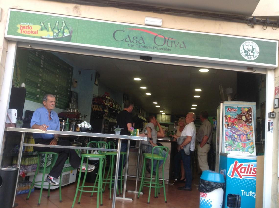 Ikkje bare bar e - Casa oliva arguineguin ...