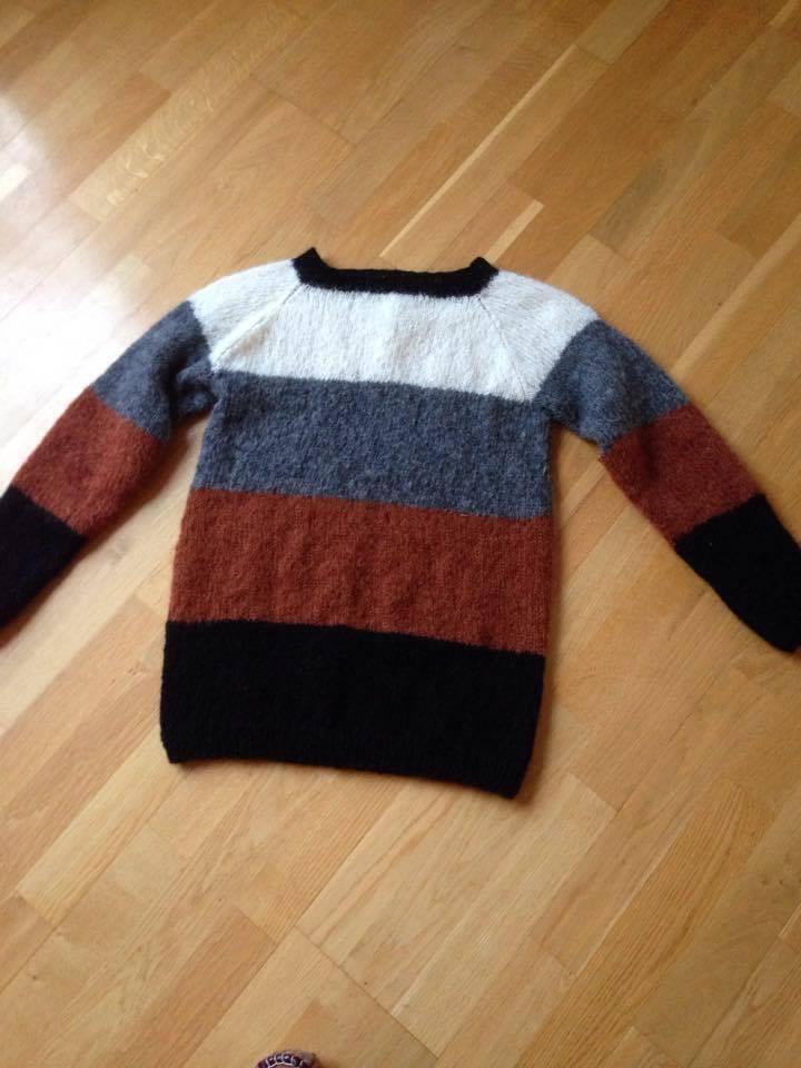 f61070c0 Oppskriften jeg brukte var Acne genseren. Den ligger gratis på nettet her :  http://www.klikk.no/mote/kamille/Mote/article900703.ece