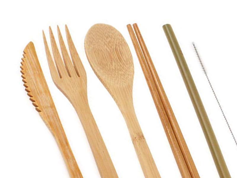 Bambusbestikk